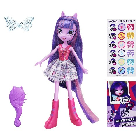 My Little Pony Equestria Girls Twilight Sparkle Figure