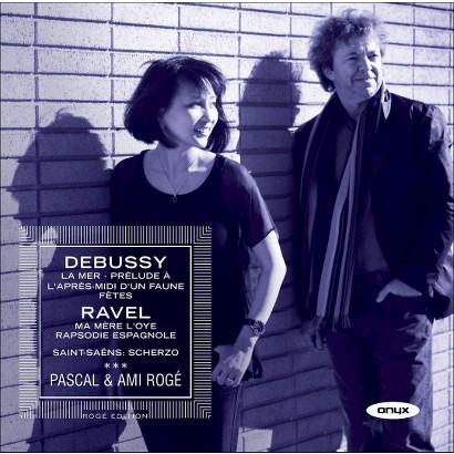 Debussy: La Mer; Prelude a l'aprés-midi d'un faune; Ravel: Ma Mere l'Oye; Saint-Sa&#2