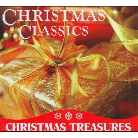 Christmas Classics: Christmas Treasures