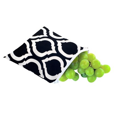 Itzy Ritzy Snack Happens™ Reusable Snack & Everything Bag - Moroccan Nights