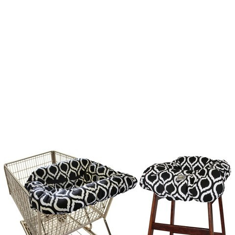 Itzy Ritzy Ritzy Sitzy™ Shopping Cart & High Chair Cover - Moroccan Nights