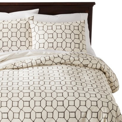 Threshold™ Torn Paper Duvet Cover Set