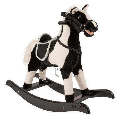 Tek Nek Rockin' Rider Horse - Patches