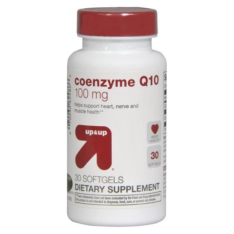 up & up™ CoQ10 100 mg Softgels