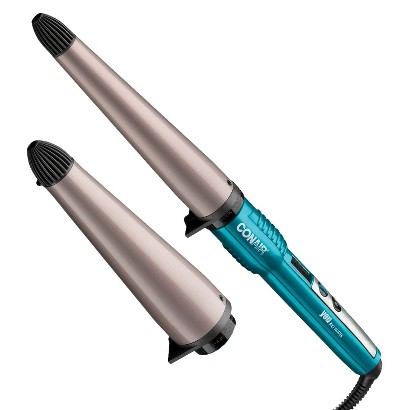 Conair YOU 2 Attachment Curling Wand - Teal
