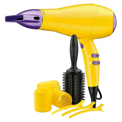 Conair Infiniti Pro Perfect Blowout Kit - Yellow