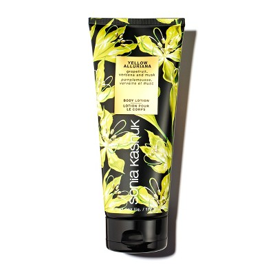 Sonia Kashuk® Yellow Alluriana Body Lotion - 6 oz