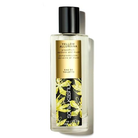 Sonia Kashuk® Yellow Alluriana Eau de Toilette - 3.4 oz