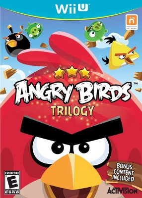 Angry Birds: Trilogy (Nintendo Wii U)