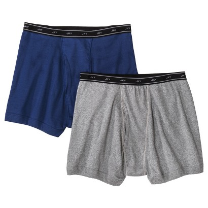 JKY™ by Jockey Men's 2pk Classic Boxer Briefs - Assorted Colors