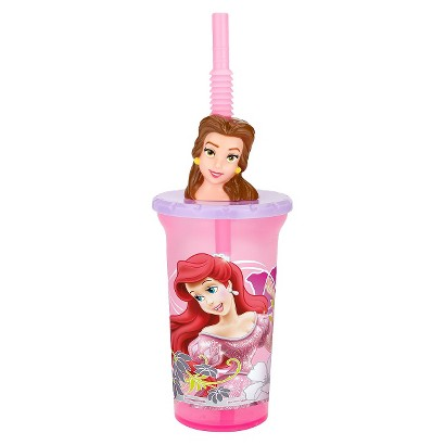Zak Disney Princess Buddy Sipper Cup Set of 2