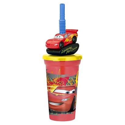 Zak Cars Buddy Sipper Cup Set of 2