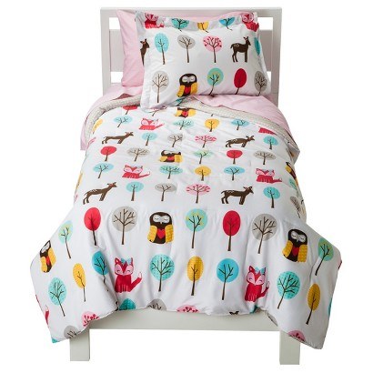 Circo Woodland Friends Bed Set