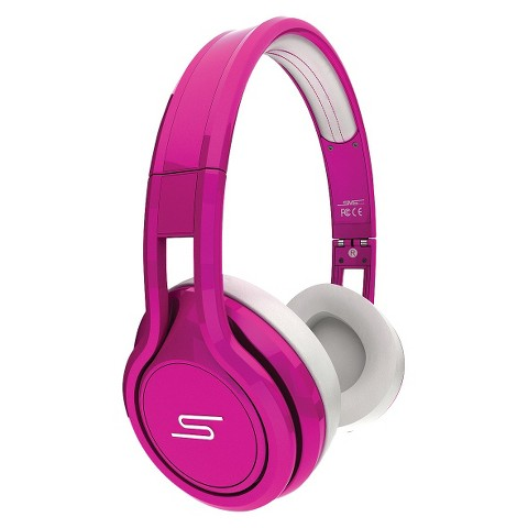 SMS Audio STREET by 50 Wired On-Ear Headphones - Assorted Colors