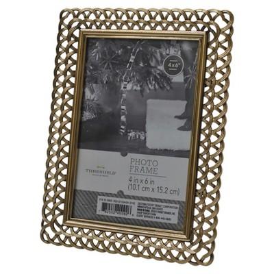 Threshold™ Raquel Frame - Gold 4X6