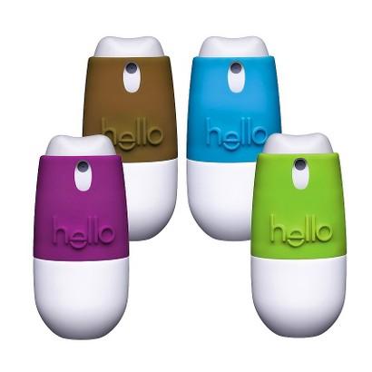 Hello Breath Spray Bundle - 4 Pack