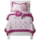 Circo® Pink Flower Dot Collection
