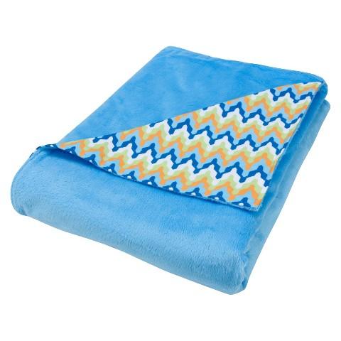 Trend Lab Levi Receiving Blanket