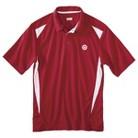 Men's Premier Sport Red Short Sleeve Polo
