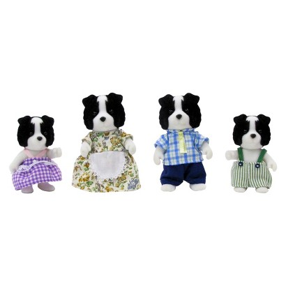 Calico Critters Collie Family