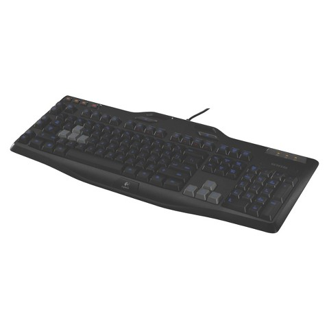 Logitech G105 Gaming Keyboard - Black (920-003371)