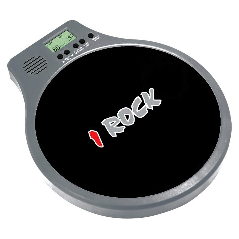 iRock Junior Digital Pratice Pad with LCD Screen - Silver (AIL DPP)
