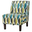 Hayden Armless Chair - Leaf