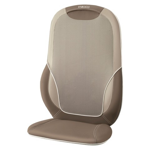 HoMedics® Total Back + Shoulder Massage Cushion