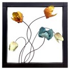 Poppies Wall Sculpture Collection