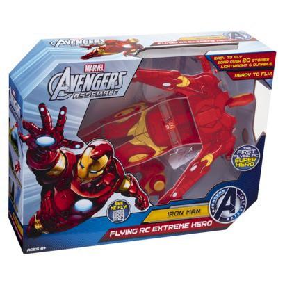 Marvel Avengers Assemble™ Iron man Flying RC Extreme Hero