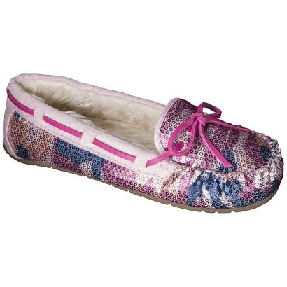 Women's Chaia Camo Moccasin Slipper