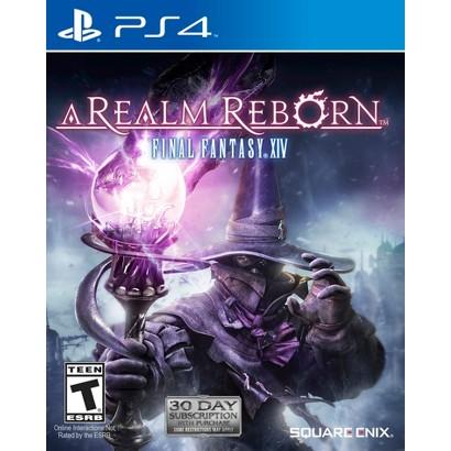 Final Fantasy XIV: A Realm Reborn (PlayStation 4)