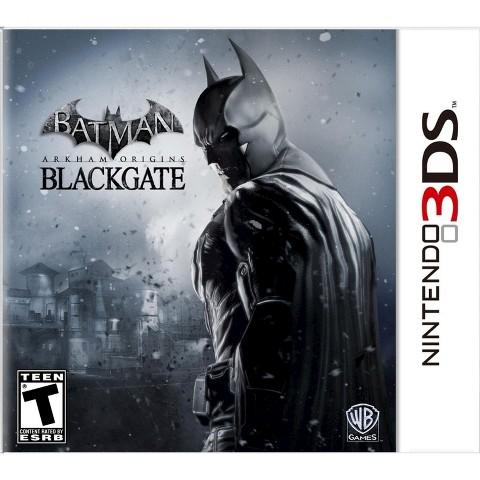 Batman Arkham Origins (Nintendo 3DS)