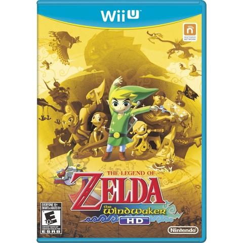 Zelda: Windwaker HD (Nintendo Wii U)
