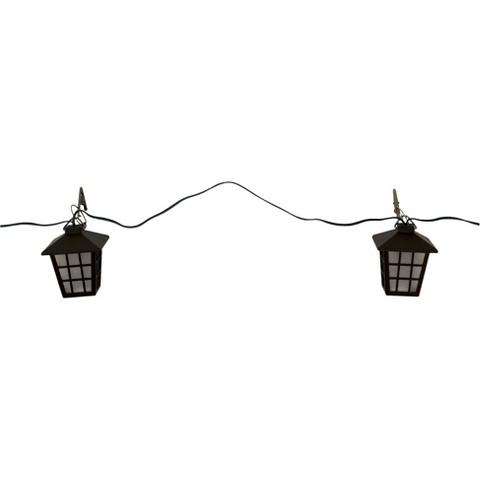 San Rafael Solar Lantern String Lights - 20 ct.