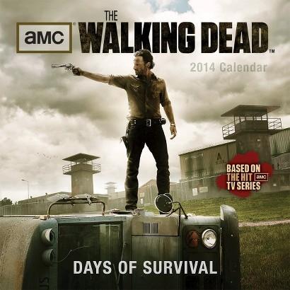 The Walking Dead 2014 Calendar