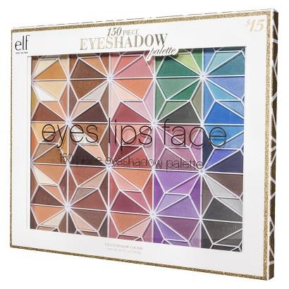 e.l.f. Studio Geometric Eyeshadow Palette  150 pc - Bright