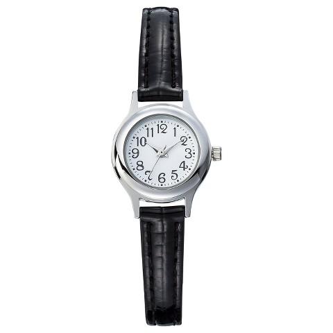 Women's Merona® Mini Analog Watch - Black
