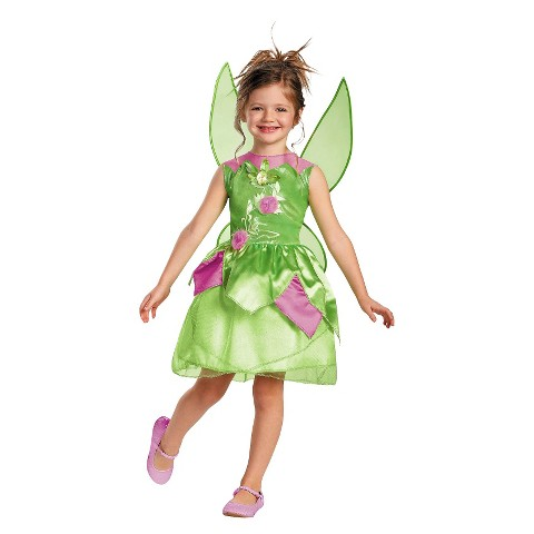Toddler/Girl's Tinker Bell Costume