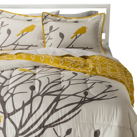 Birds & Branches Comforter Set