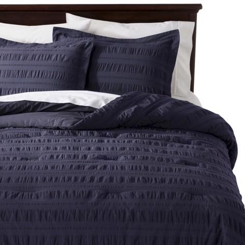 Threshold™ Seersucker Comforter Set