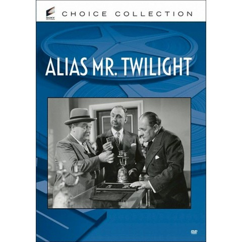 Alias Mr. Twilight (Sony Pictures Choice Collection)