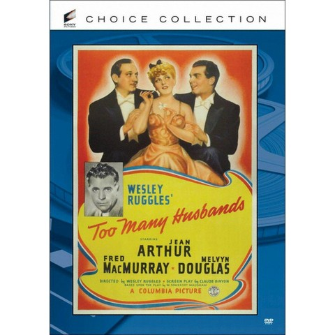 Too Many Husbands (Warner Archive Collection)