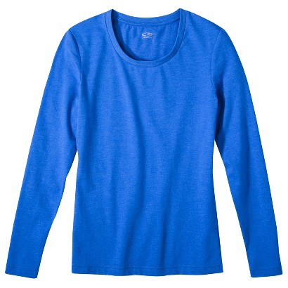 C9 by Champion® Womens Long-Sleeve Performance Cotton Tee