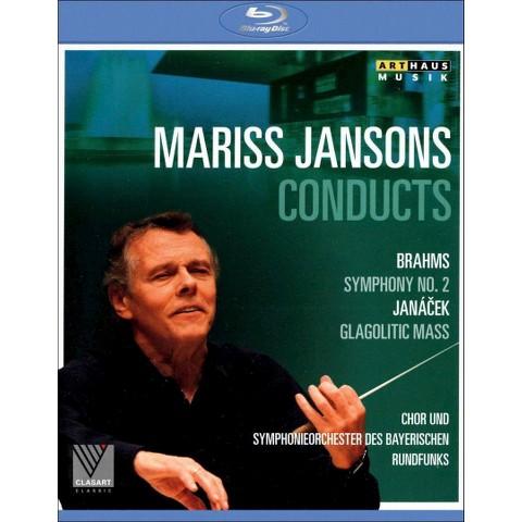 Mariss Jansons Conducts: Brahms/Janacek (Blu-ray) (Widescreen)