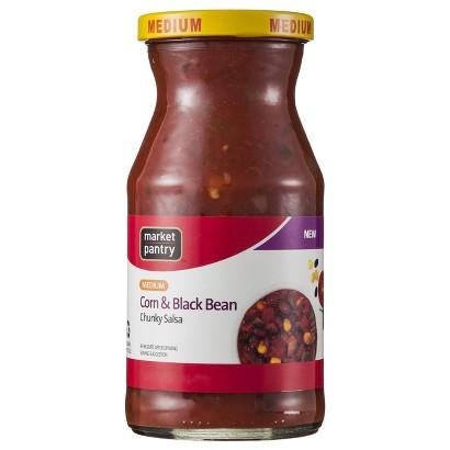 Market Pantry Black Bean & Corn Salsa 16oz