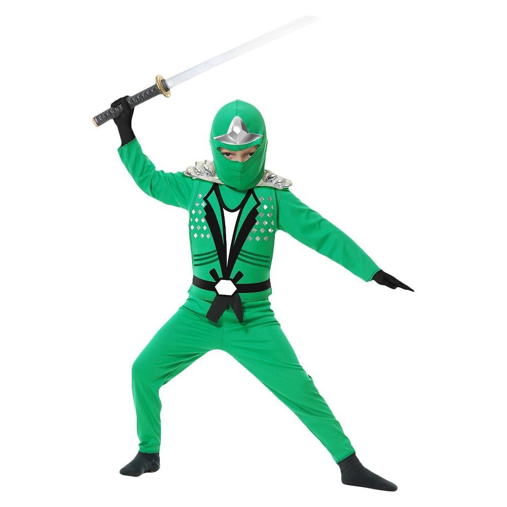 Toddler/Boy's Ninja Avengers Series II Green Costume