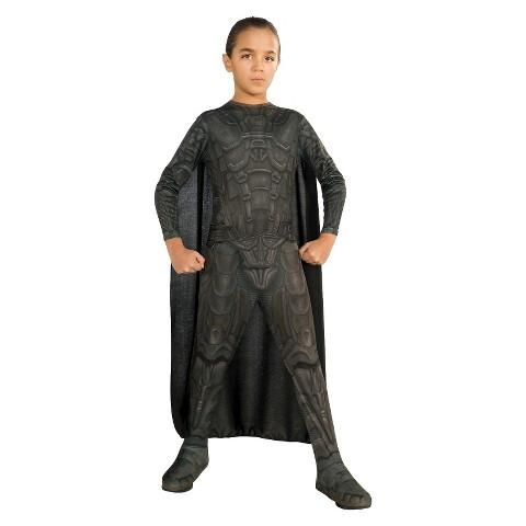 Boy's Superman Man of Steel General Zod Costume