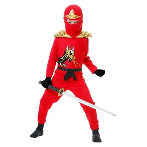 Toddler/Boy's Ninja Avengers Series II Red Costume