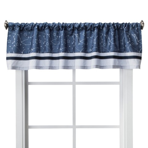 Trendlab To The Moon and Back Window Valance